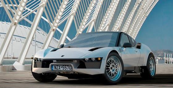 Το καλύτερο αμάξι παγκοσμίως είναι Ελληνικό – Ανέβηκε 193 σκαλιά – Έχει 600+ χλμ τελική [Βίντεο]