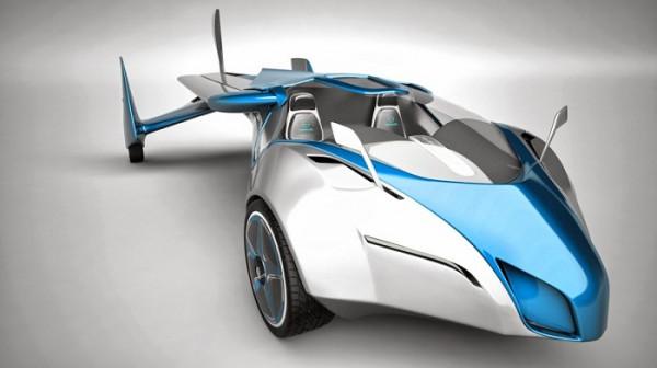Το ιπτάμενο αυτοκίνητο Aeromobil V2.5 απογειώθηκε για πρώτη φορά