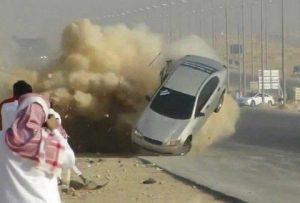 Τι θα κάνουν για να σταματήσουν το παράνομο drift στη Σαουδική Αραβία;