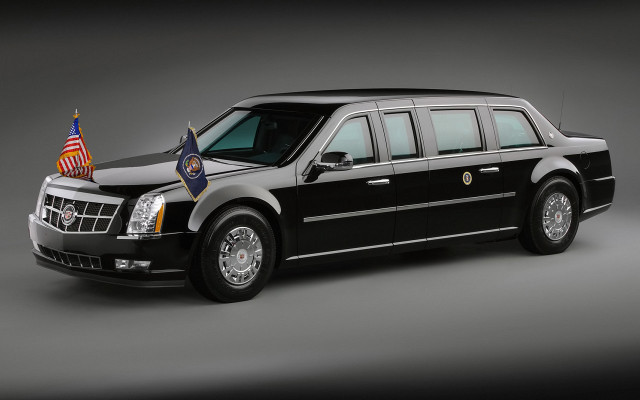 Αυτό είναι το «Κτήνος» που μεταφέρει τον Ομπάμα - Γιατί το αντικαθιστά η ασφάλειά του [εικόνες]