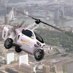 Για να νιώσετε και εσείς πράκτορας: Αυτό είναι το πρώτο ιπτάμενο και νόμιμο αυτοκίνητο [βίντεο]