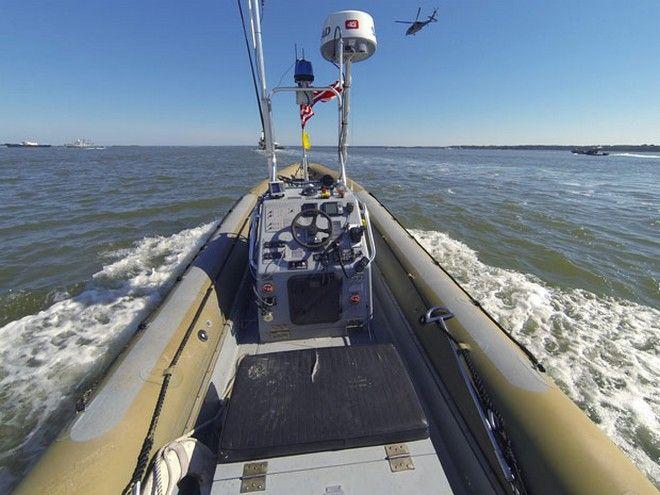 Εικόνες από το μέλλον. Έρχονται περιπολικά-ρομπότ από το Πολεμικό Ναυτικό των ΗΠΑ(ΒΙΝΤΕΟ)