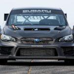 Αυτό είναι το Subaru WRX STI για το νέο Gymkhana