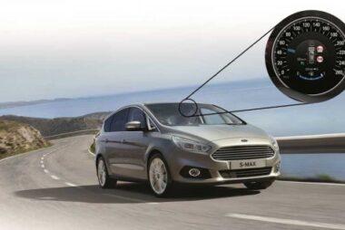 Η Ford μας γλυτώνει από πρόστιμο ταχύτητας!!!