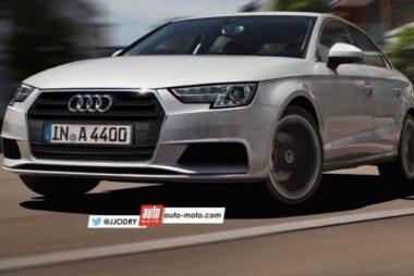 Πως θα είναι το νέο Audi A4;