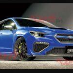 Θα χαλάσει τον κόσμο το νέο Subaru WRX STI