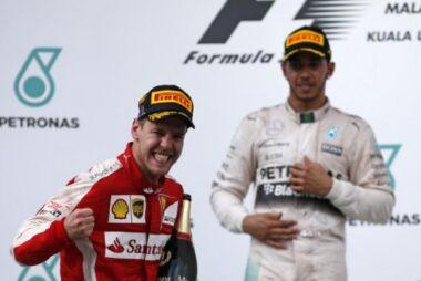 Στην ίδια ομάδα Hamilton και Vettel;