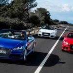 Νέα έκδοση Audi TT 1.8 TFSI με 180 άλογα
