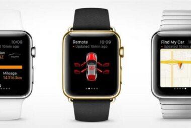 Ελέγξτε την Porsche σας από το Apple Watch