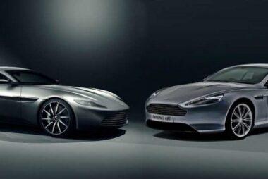 Νέα Aston Martin DB11 με κινητήρα Mercedes-AMG