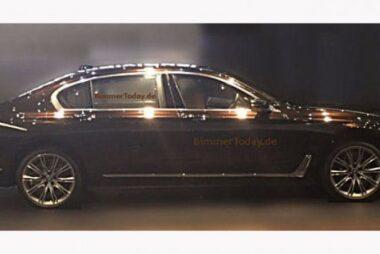 Αυτή είναι η νέα long έκδοση της BMW 7