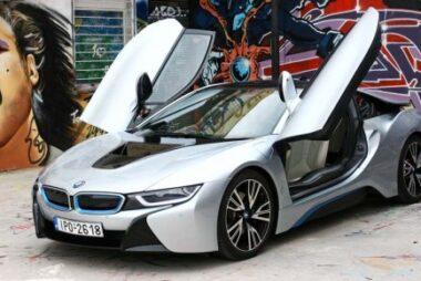 BMW i8 [test drive]
