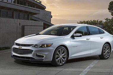 Chevrolet Malibu, σα να λέμε νέο Insignia [vid]