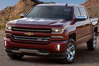 Ανανέωση για το Chevrolet Silverado