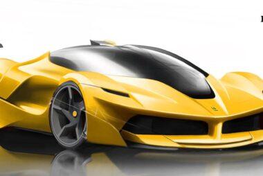 Πως σχεδιάστηκε η Ferrari FXX K;