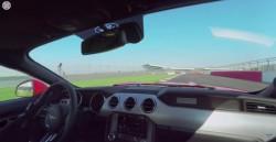 Ένα γύρο στο Silverstone με το Ford Mustang