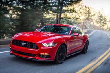 Νέο Ford Mustang από 42.000€