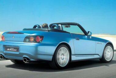 Με συνταγή NSX το νέο Honda S2000;