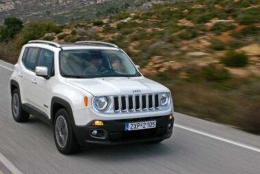 Jeep Renegade 1.4T 4Χ2 [test drive]