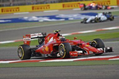 H νέα Ferrari πάει γάντι στον Kimi Raikokonen
