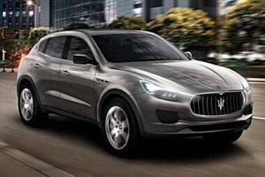 Αρχές 2016 το πρώτο SUV της Maserati