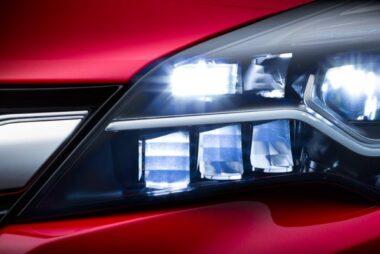 IntelliLux LED Martix για το επόμενο Opel Astra