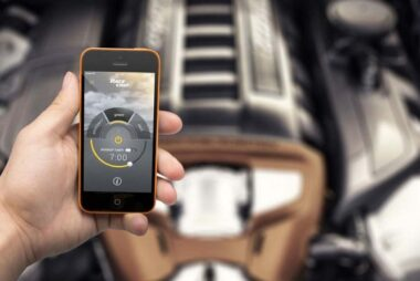 Tuning κινητήρα μέσω εφαρμογής smartphone!