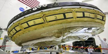 Πρώτη δοκιμή για τον υπερηχητικό ιπτάμενο δίσκο της NASA [Βίντεο]