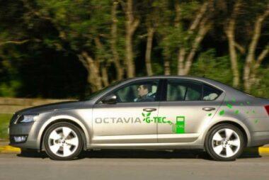 Skoda Octavia G-TEC [test drive]