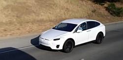 To Tesla Model X σε βίντεο