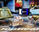 Θα θέλατε να είστε συμπαρουσιαστής στο Top Gear;
