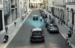 Το City Safety της Volvo μειώνει τα ατυχήματα κατά 28%