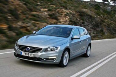 Volvo V60 Hybrid [test drive]