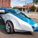 Αυτό είναι το σούπερ ντιζαϊνάτο ιπτάμενο αυτοκίνητο που σχεδίασαν Σλοβάκοι μηχανικοί