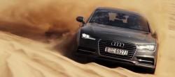 To Audi A7 Sportback ντριφτάρει στο Ντουμπάϊ [video]