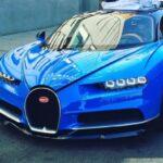 Bugatti Chiron στο δρόμο