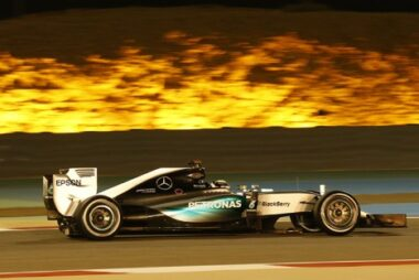 GP Μπαχρέιν: Νίκη για Mercedes, στην 2η θέση η Ferrari!