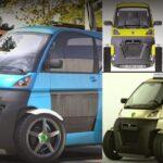 Το ελληνικό όχημα που θα άλλαζε τις μετακινήσεις – Από το τραπεζομάντηλο στην επένδυση