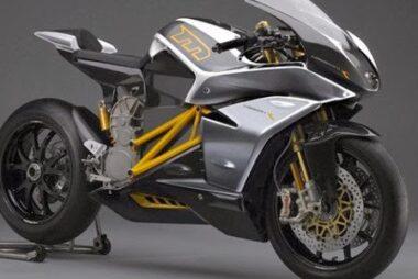 Mission RS: Η ηλεκτρική υπερ-μοτοσικλέτα του μέλλοντος με τα 240 km/h τελική και τα 0-100 σε 3 δεύτερα