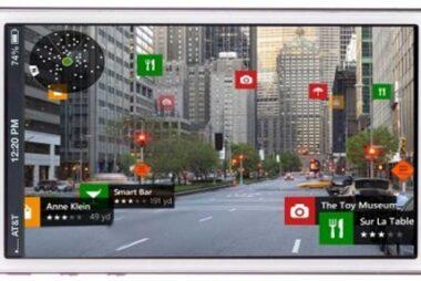 Επίθεση για τους ψηφιακούς χάρτες της Nokia