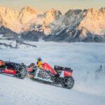 Formula 1 στο χιόνι