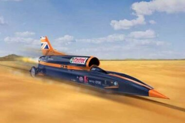 Ρεκόρ ταχύτητας: Στόχος τα 1.600 χλμ./ ώρα [video]