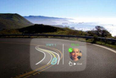 Navdy: Η συσκευή HUD που προβάλει πληροφορίες του smartphone και του αυτοκινήτου στο παρμπρίζ! [video]
