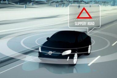 Σύστημα ανταλλαγής πληροφοριών μέσω cloud από τη Volvo