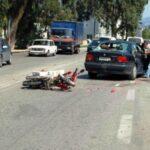 Οδηγείς δίκυκλο; - Οι νόμοι του δρόμου για να αποφύγεις το τροχαίο